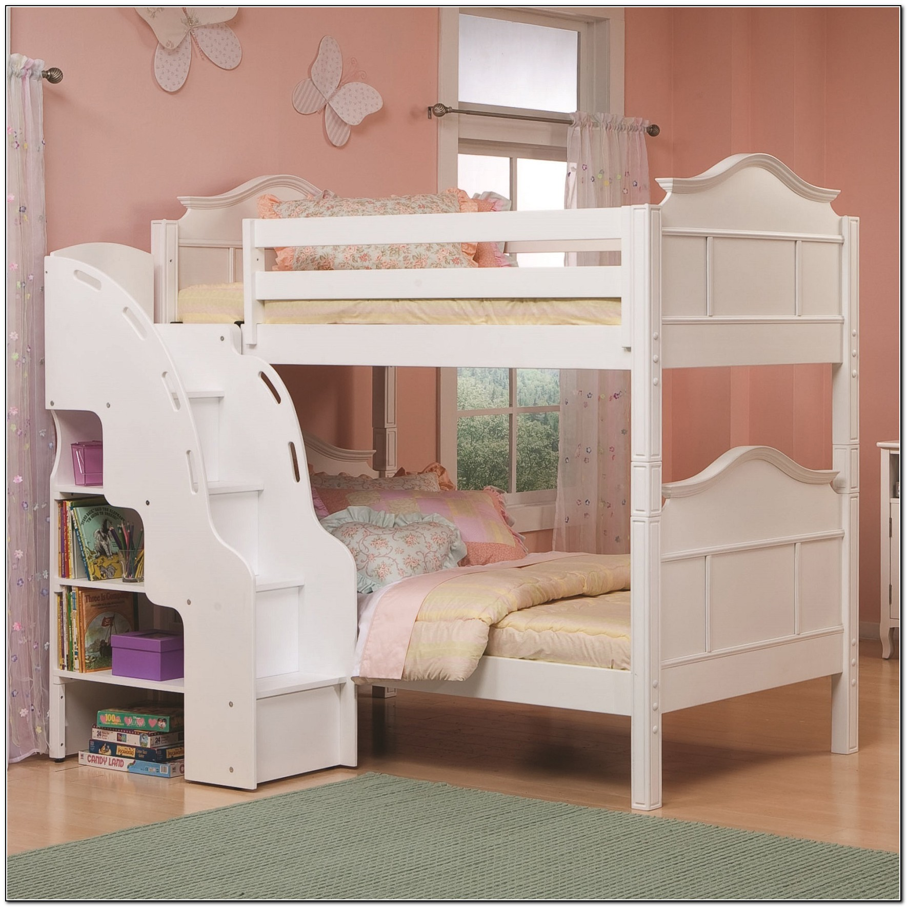 Beds For Girls With Storage