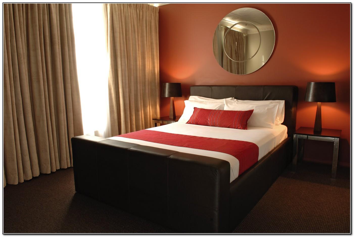 Black Bed Frame Bedroom Ideas