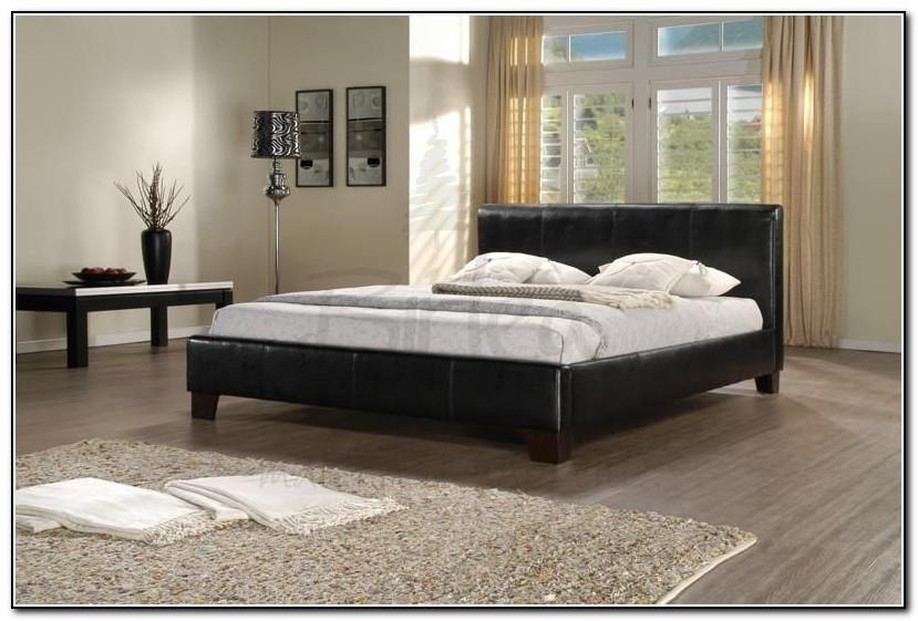 Black Bed Frame King