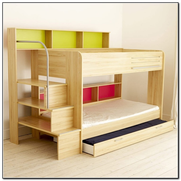 Bunk beds with storage uk beds home design ideas for Storage beds uk