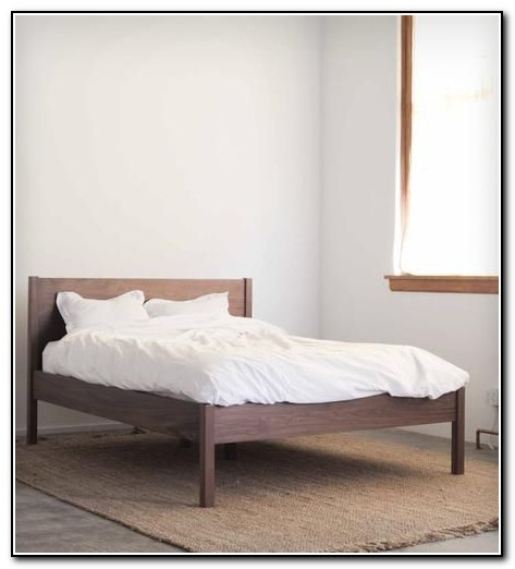 Cheap Queen Bed Frames With Headboard