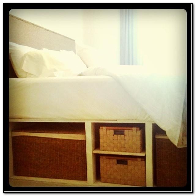 Diy High Bed Frame