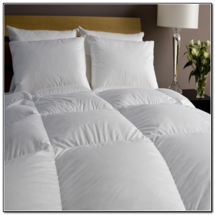 Feather Bed Topper King