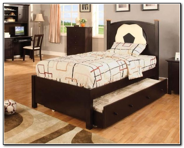 Full Bed With Trundle Canada