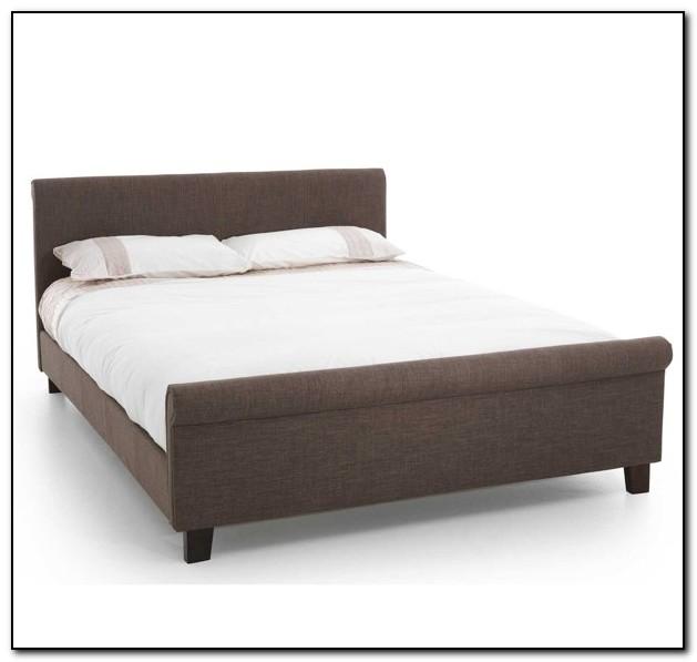 Gets Memory Foam Bed Sleeps On Floor