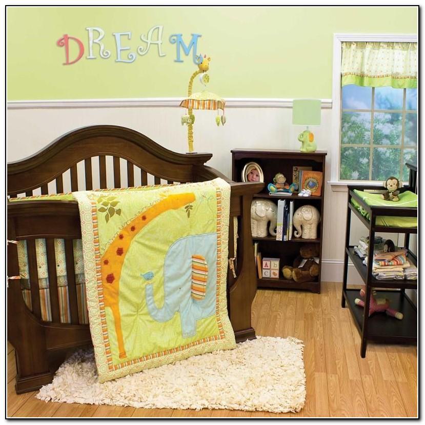 Giraffe Baby Bedding Crib Sets
