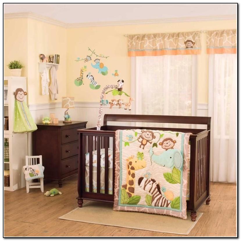 Giraffe Baby Bedding Sets