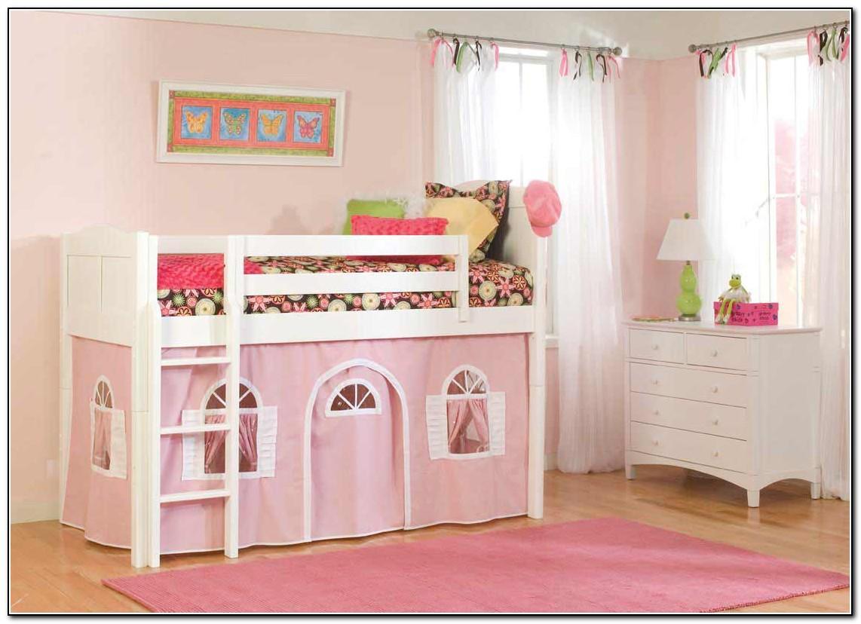 Girls Twin Bed Ideas