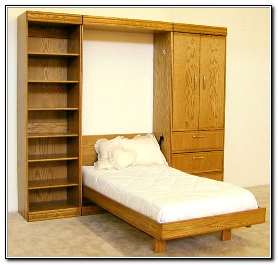 Hide Away Beds Plans