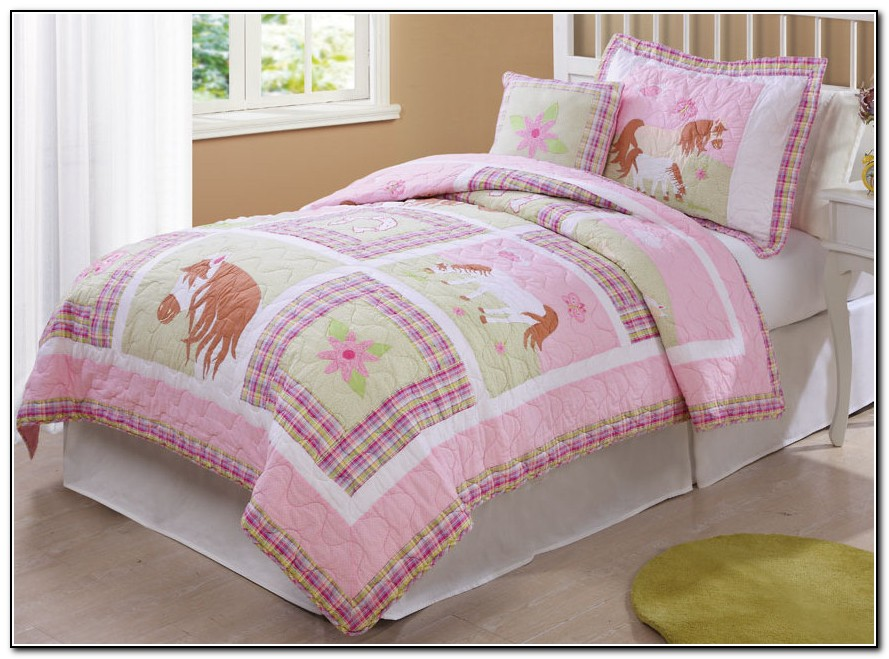 Horse Bedding For Girls Canada