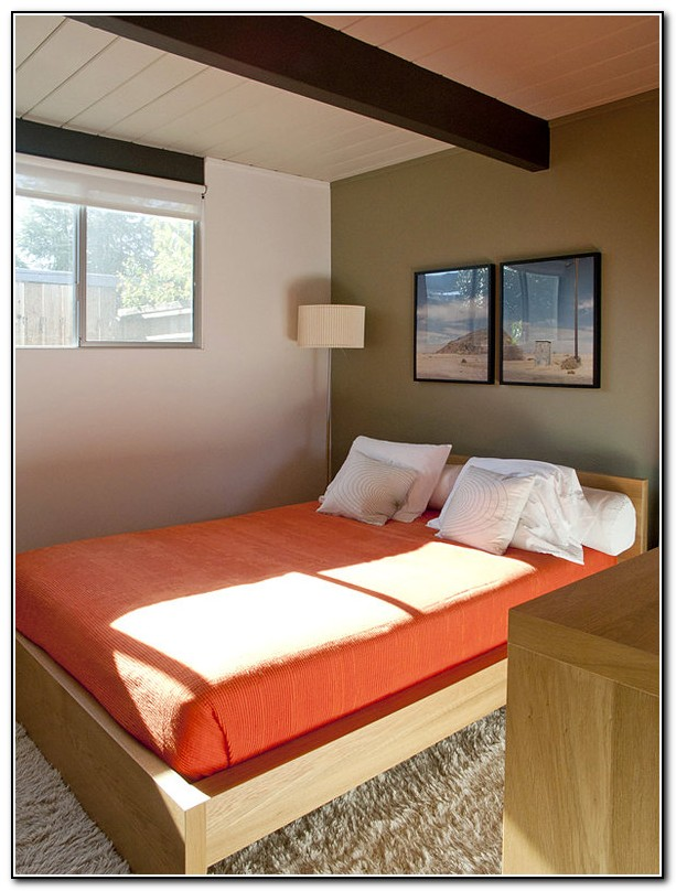 Ikea Queen Bed Set