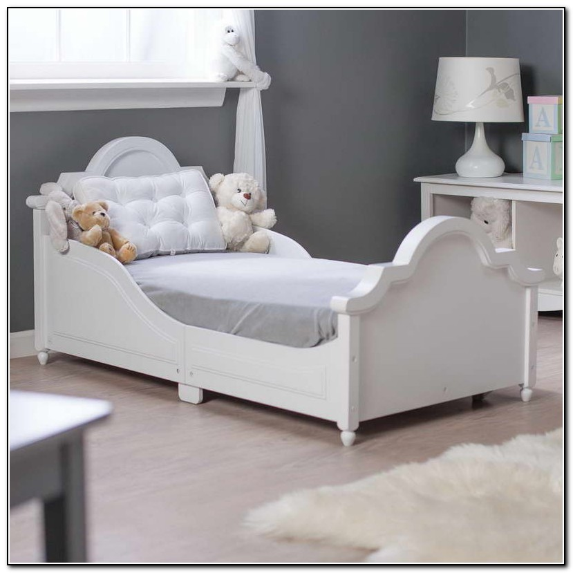 Ikea White Toddler Bed