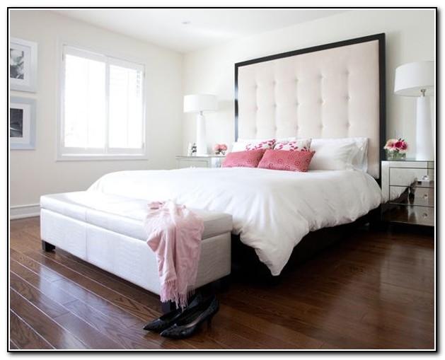King Bed Headboard Diy