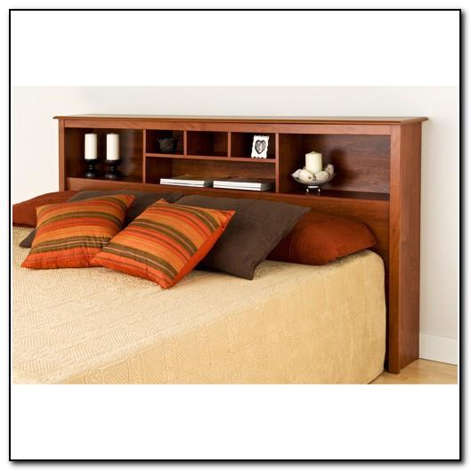 King Bed Headboard Plans