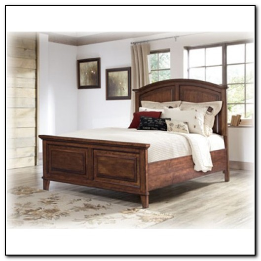 King Bed Headboard Storage