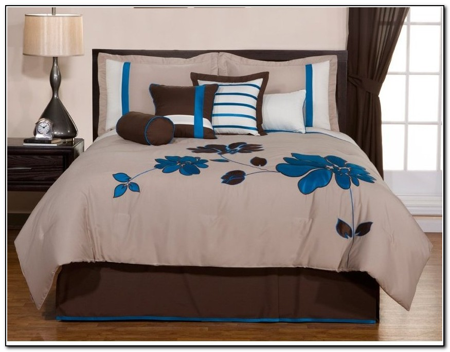 King Size Bed In A Bag Comforter Sets