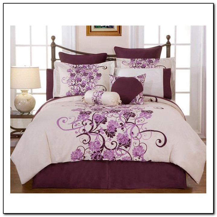 King Size Bed In A Bag Sets