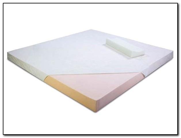 Memory Foam Bed Topper