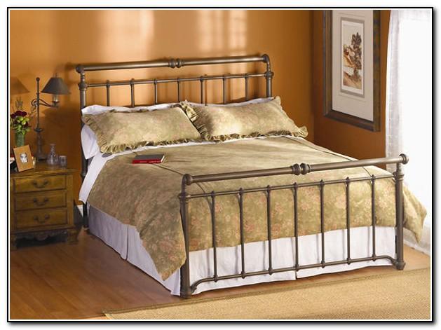 Metal Bed Frame Queen Big Lots