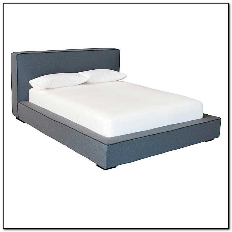 Modern Low Profile Bed Frame