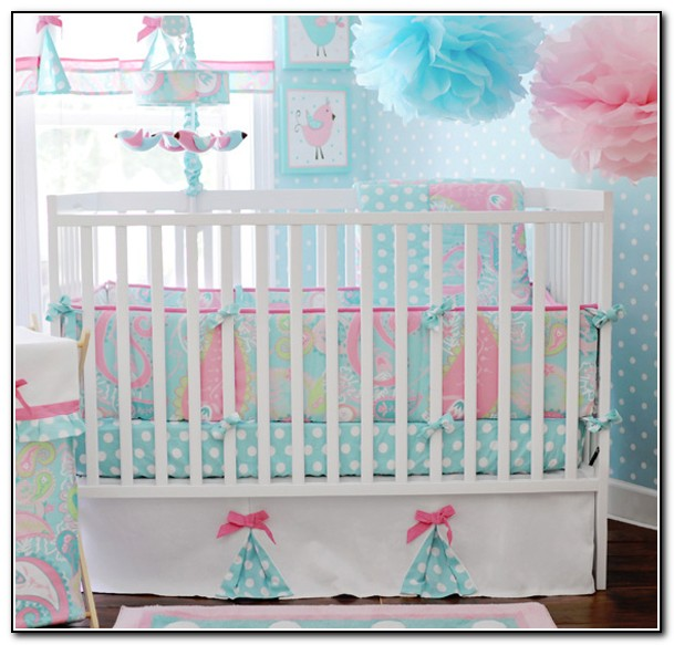 Nautical Baby Bedding For Girls