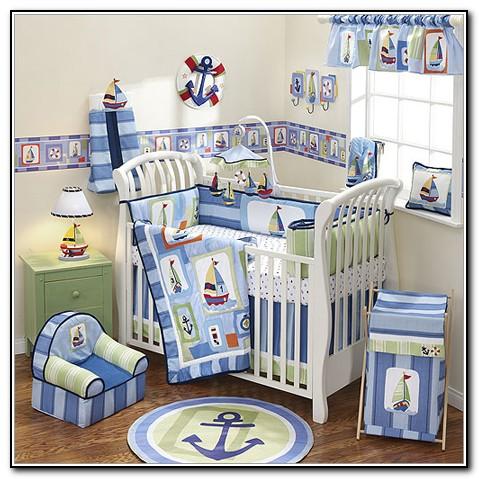 Nautical Baby Bedding Sets