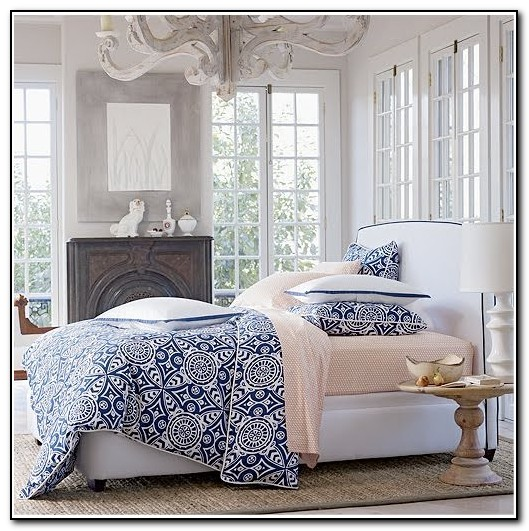 navy and white bedroom navy and white bedding beds home design ideas 16498