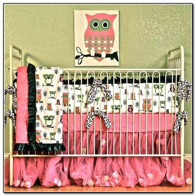 Owl Nursery Bedding Boy