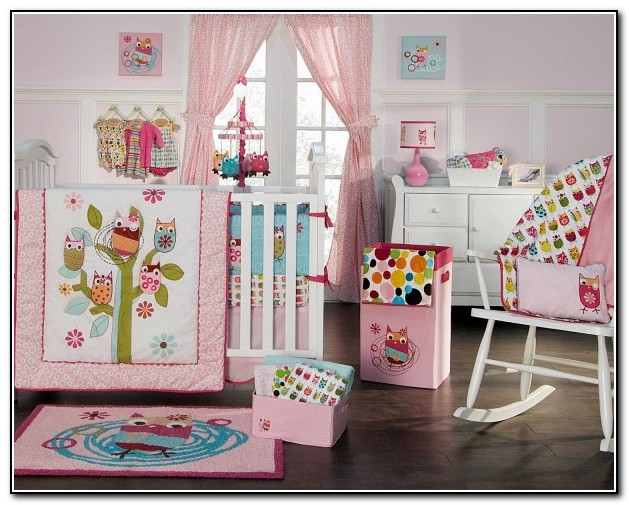 Owl Nursery Bedding Sets