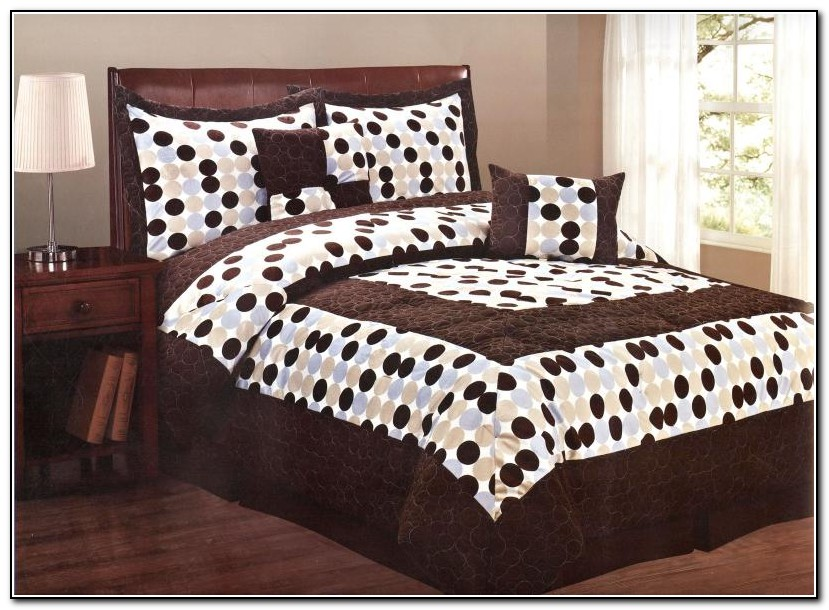 Polka Dot Bedding Queen Size