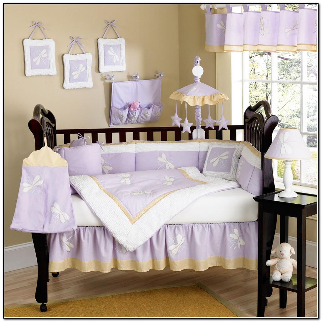 Purple Baby Bedding Sets