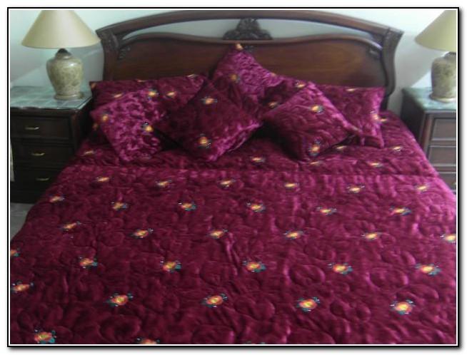 Silk Bed Sheets Pakistan