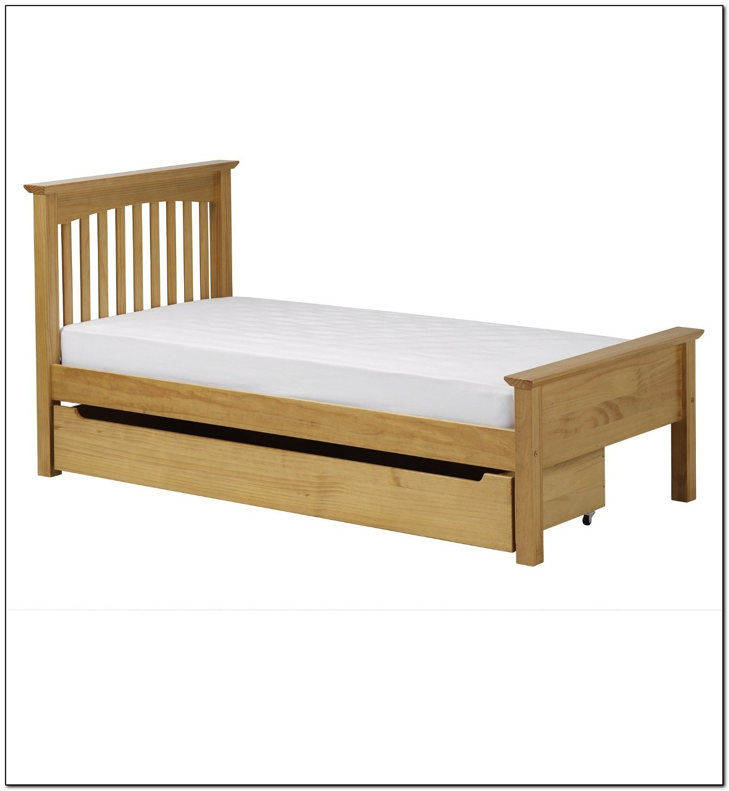 Simple Single Bed Size