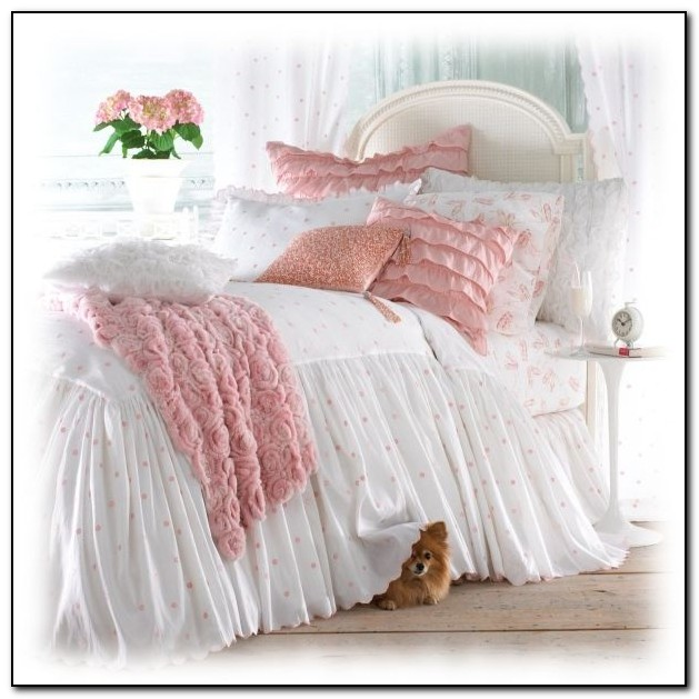 Simply Shabby Chic Baby Bedding
