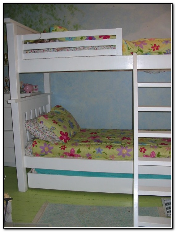 Twin Full Bunk Bed Plans
