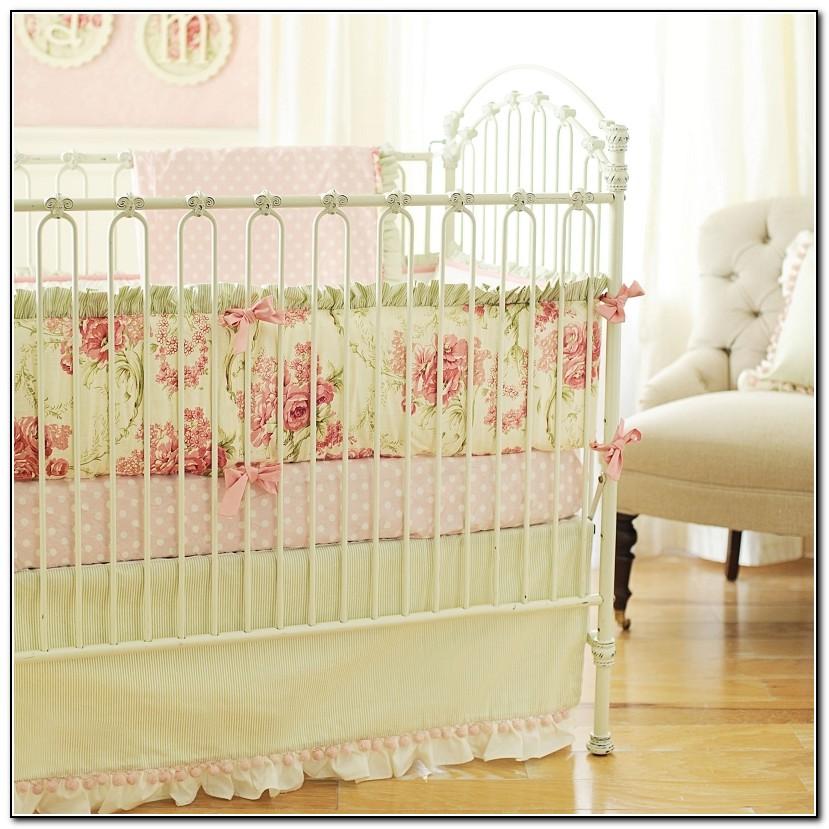 Vintage Shabby Chic Baby Bedding