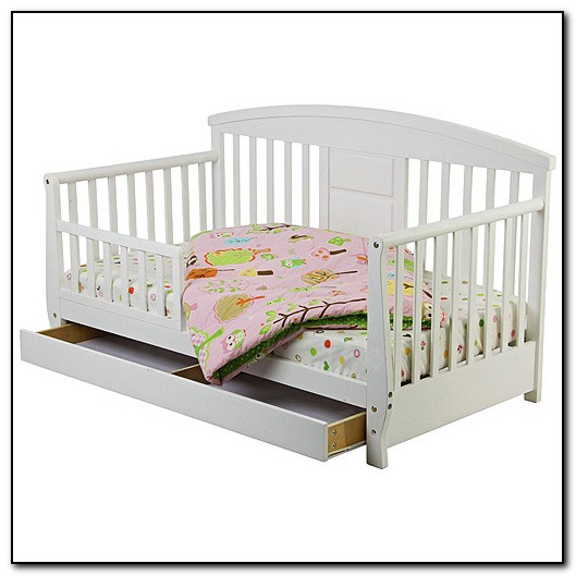 White Toddler Bed Walmart