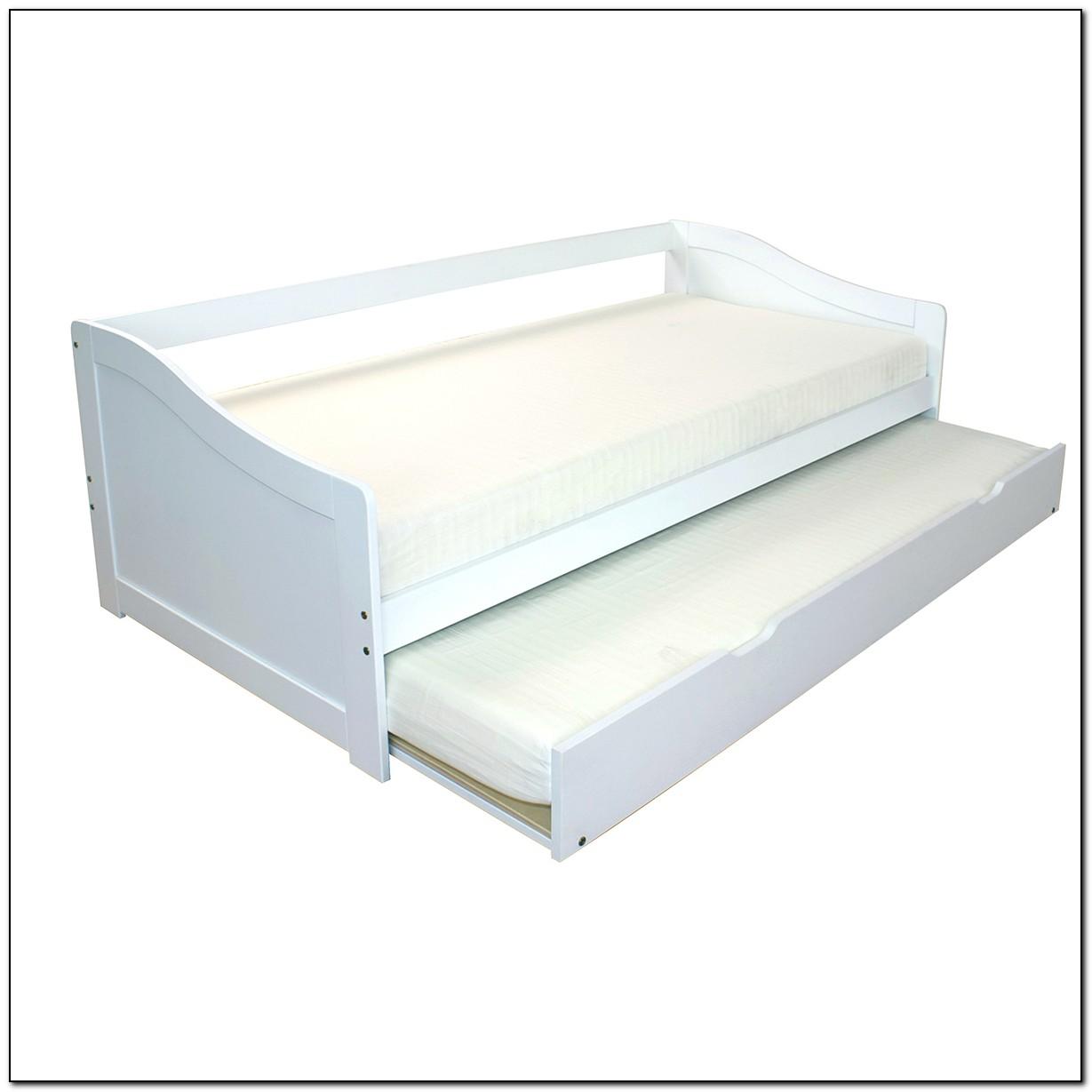White Trundle Bed Uk