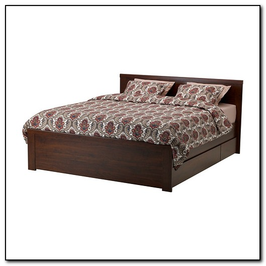 Yorkdale Queen Bed With Storage