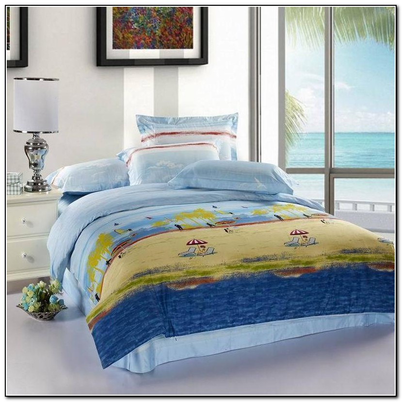 Beach Themed Bedding Sets