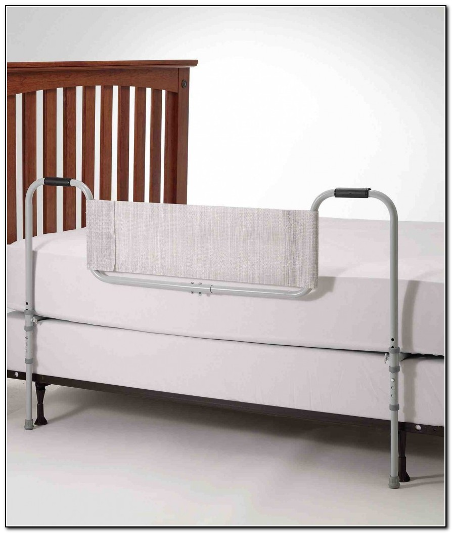 Home Design Ideas For The Elderly: Bed Rails For Seniors Australia