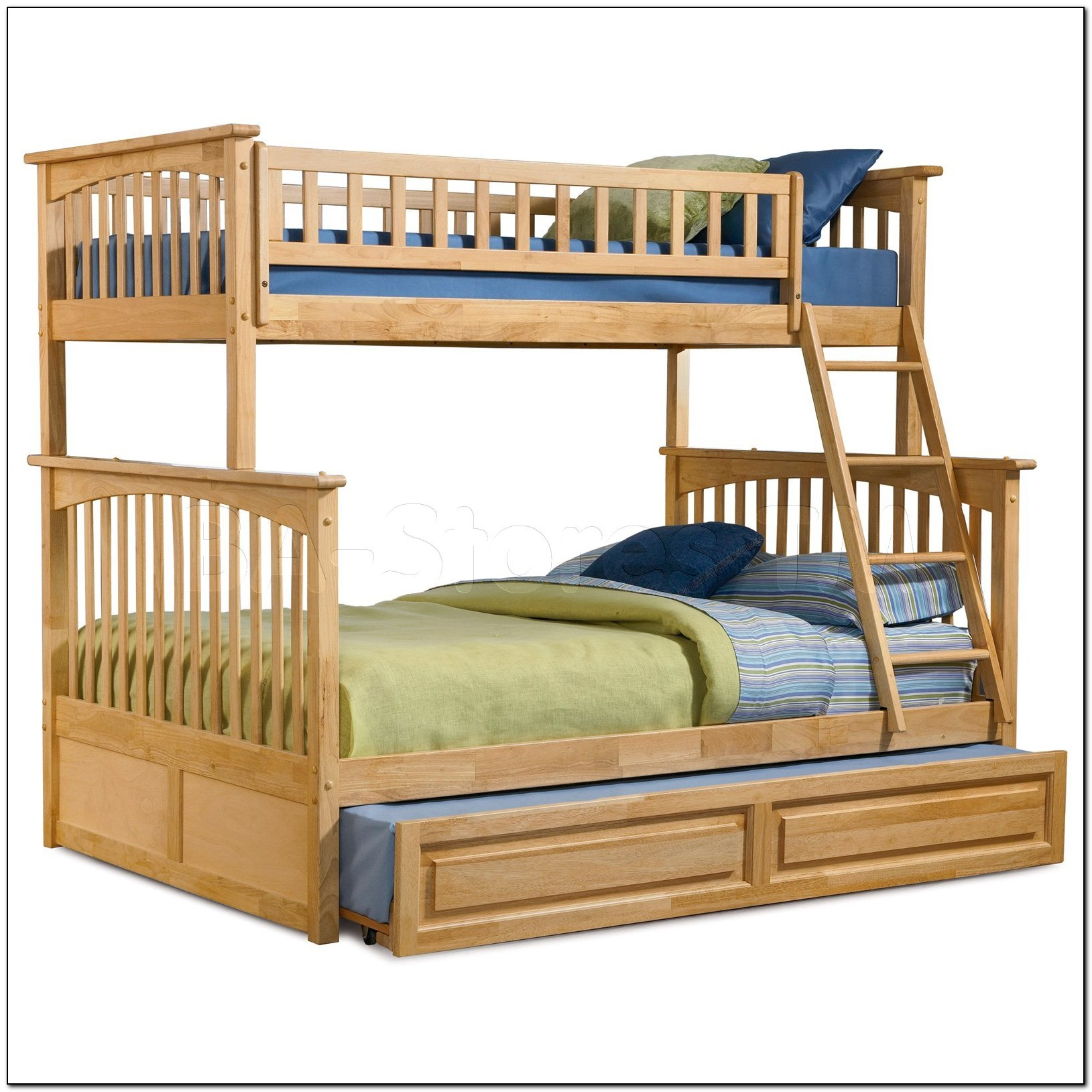 Bunk Bedideas:  Bunk Bed Twin Over Full With Trundle