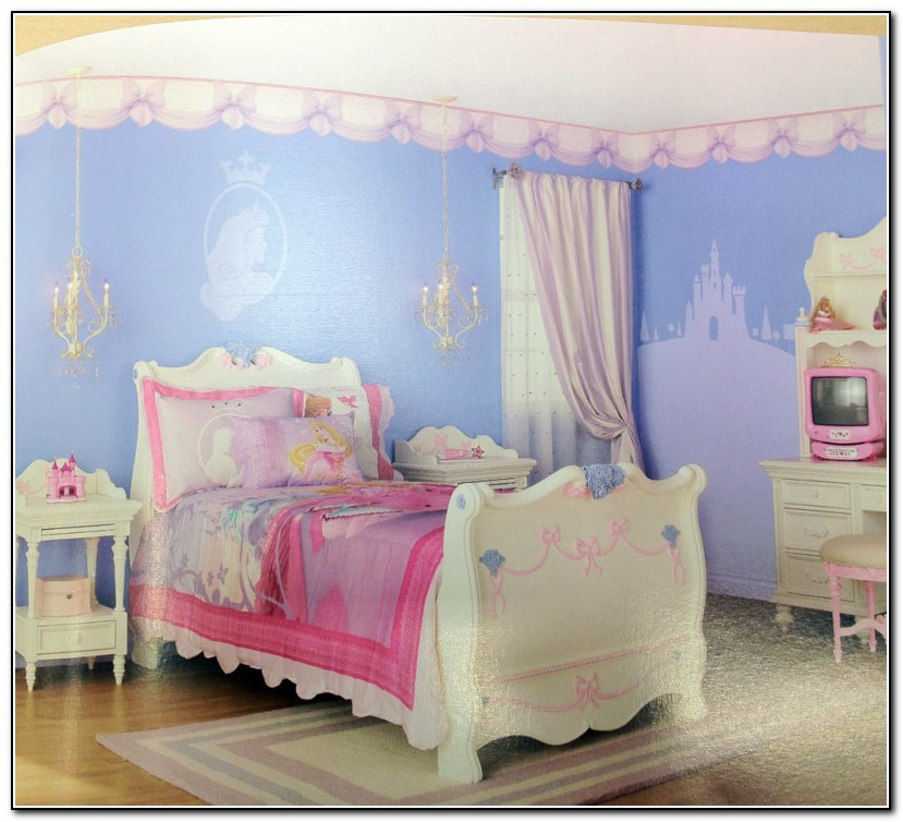 Disney Princess Bedroom Ideas