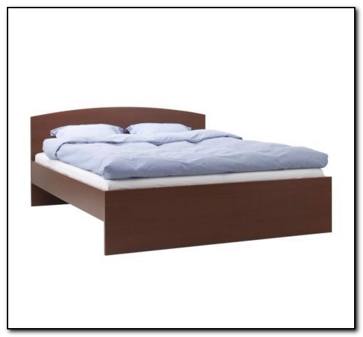 Full size bed frames ikea beds home design ideas for Full size bed ikea