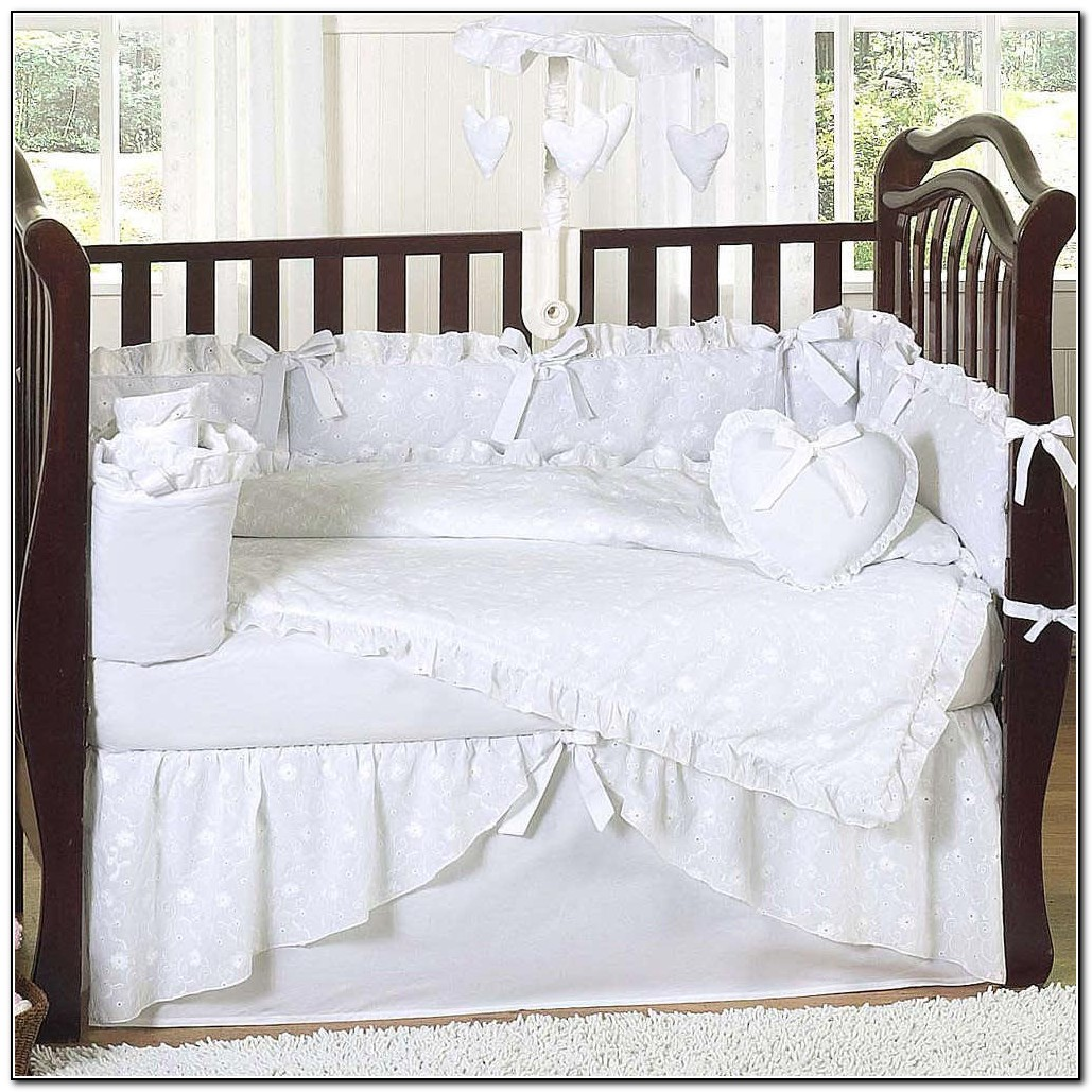 White Crib Bedding Sets Download Page – Home Design Ideas