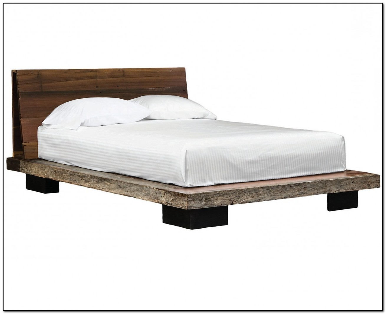 Wood Platform Bed Frame Queen - Beds : Home Design Ideas # ...