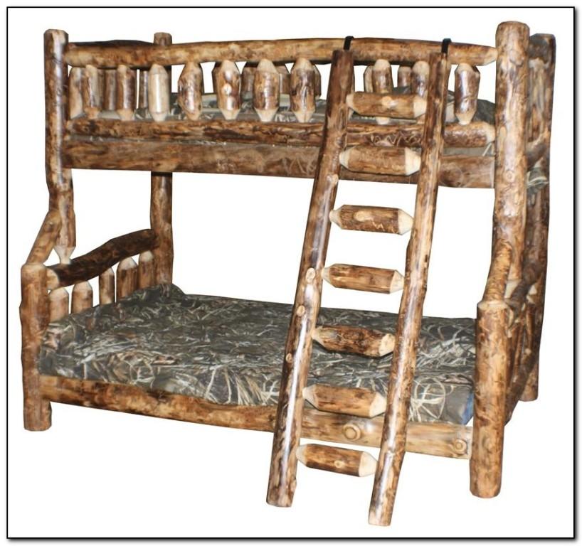Log bunk beds for sale download page home design ideas for Log loft bed