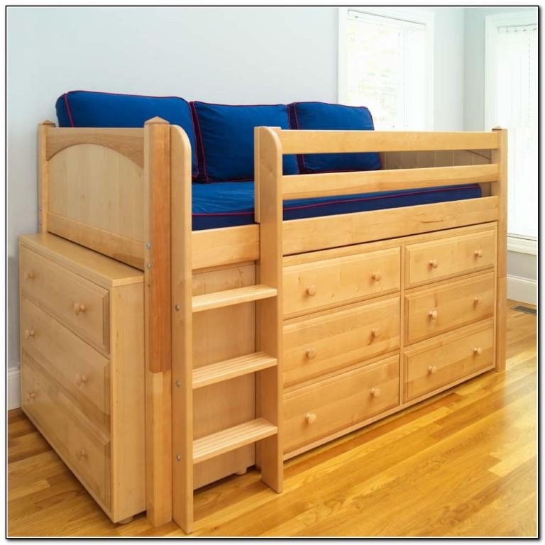 Low loft beds for kids cheap beds home design ideas for Cheap kids beds