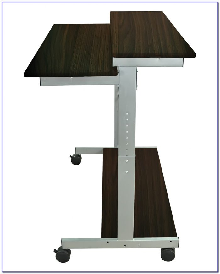 Swing Away Laptop Table Desk Home Design Ideas